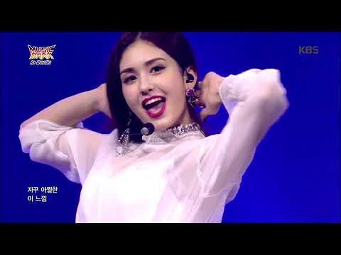 Music Bank In Berlin  -소미 - 롤러코스터, 가시나 20181031