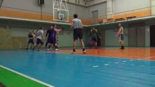 Новая Каховка тренировка баскетбол 21.03.2017 (4 часть)