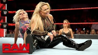 Natalya vs. Alexa Bliss: Raw, June 25, 2018
