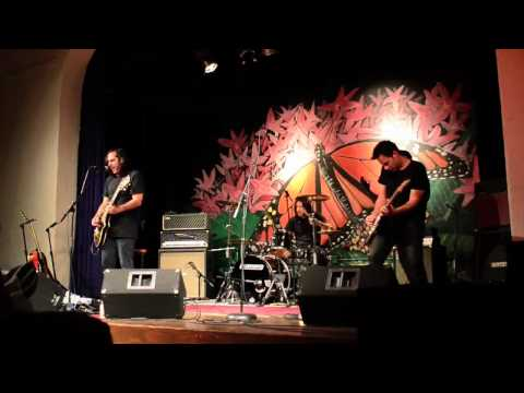 The Violet Burning - Underwater - LIVE at Warehouse Church in Aurora, IL - 7/8/2012