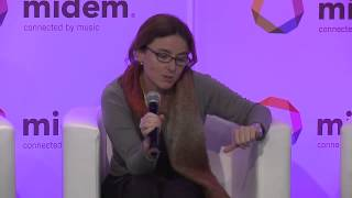 Panel: Collective Rights Management in Europe: Warner, EC & CISAC - Midem 2013