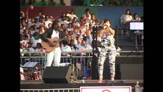 Tessanne Chin Always Tomorrow @ Young Voices TnT 2015