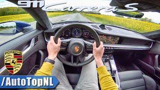 new porsche 911 992 carrera s pov test drive by autotopnl