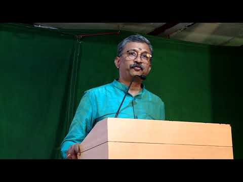 Upanyasam Of Dushyanth Sridhar @ Integra's  Silver Jubliee Celebrations.