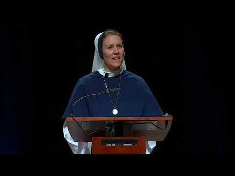 The Gaze That Beckons: Following Jesus Wholeheartedly | Sr. Bethany Madonna, S.V. | SLS20