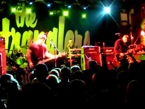 The Stranglers - Time To Die - Holmfirth - August 2009