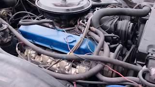 cadillac eldorado 1974 Restoration