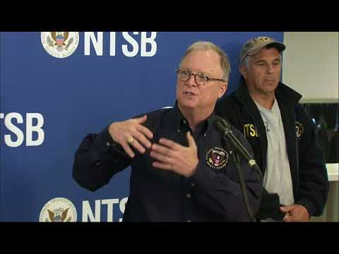 NTSB: Plane Started Rolling Over at 41 Degrees
