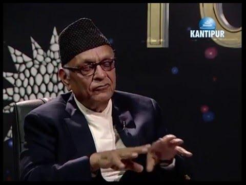 टफ टकमा नेता प्रकाशचन्द्र लोहनी  - TOUGH talk with Dr. Prakashchandra Lohani