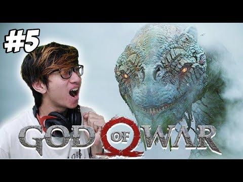 THE WORLD SERPENT - GOD OF WAR 4 #5