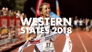 Western States 100 with Courtney Dauwalter and Lucy Bartholomew