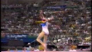 PERFECT TEN  AT  OLYMPICS 1992