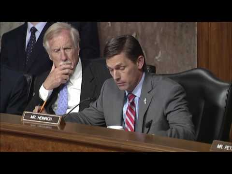 Heinrich Questions Director Of National Intelligence On Oversight Inquiries from Members of Congress