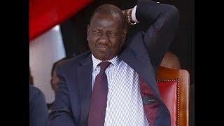 President Uhuru order on CSs over DP Ruto assassination claims
