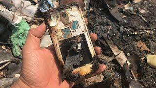 Restoration destroyed abandoned phone | Rebuild samsung galaxy smart phone