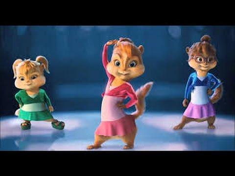 Alvin ve Sincaplar Kalbimin Tek Sahibine (ORJİNAL KLİP 2014 )