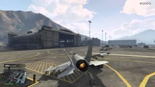 Video de Grand Theft Auto V. Gran Despegue.