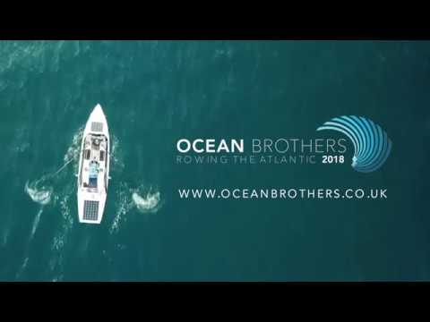 Ocean Brothers rowing the Atlantic