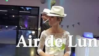AIR DE LUNE - Animation DJ - Club - Pacs - Mariages - Comité entreprise