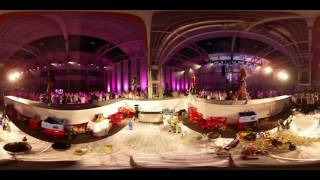Miklosko fashion show - 360 video - Samsung gear 360