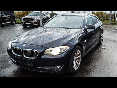 Отжатый BMW 5 до миллиона! Авто который нельзя покупать!