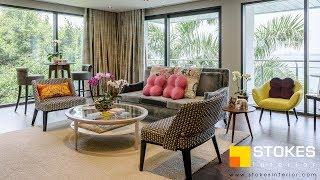 Stokes Interior/ Hanoi Lake View Apartment - Interior Design