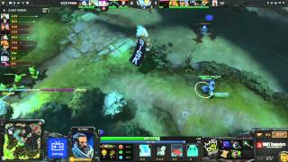[игра 2] Total Agression vs Risk - Grand Final Dota 2 - On! Fest 2013