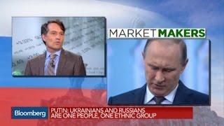 Putin Desperate to Shore Up Russian Empire: Corr
