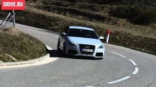 2011 Audi RS3 — За кадром
