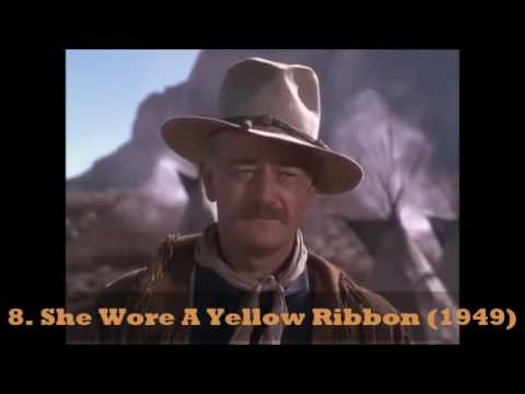 My Top 10 John Ford Westerns