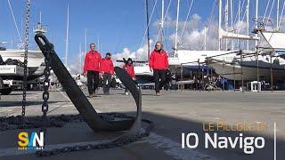 Corso di vela IO Navigo - pillole - Anodi sacrificali - 4K