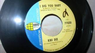 kiki dee-i dig you baby-northern soul