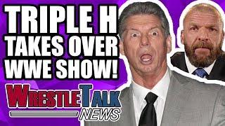 Vince McMahon STEPS DOWN From WWE 205 Live! | WrestleTalk News Feb. 2018