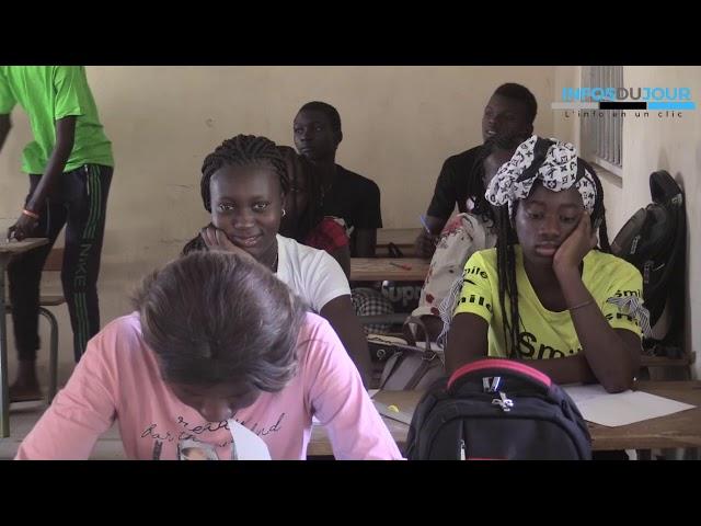 OUVERTURE DES CLASSES À THIES:  L'IEF À ORGANISÉE UNE TOURNÉE DANS LES 5 ÉTABLISSEMENTS