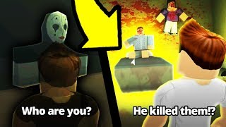 READING SCARY ROBLOX STORIES..