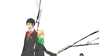 Harry Potter as Anime (Durarara parody)