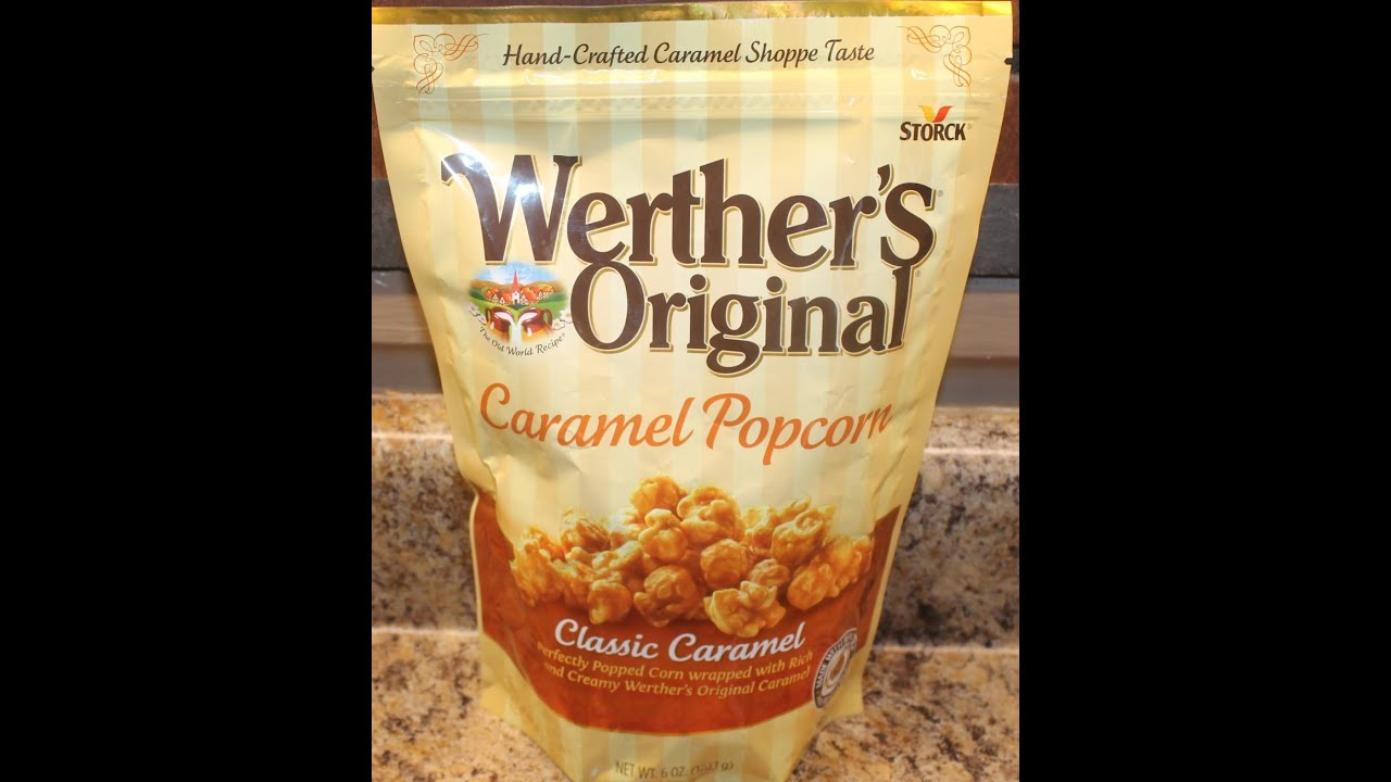 werthers popcorn