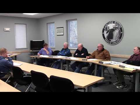 Oakland Council Meeting 03/28/18
