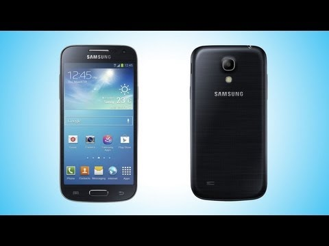 samsung galaxy s4 mini video clips phonearena. Black Bedroom Furniture Sets. Home Design Ideas