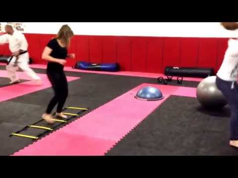 Specific strength and conditioning Training for Kata/shotokan Karate