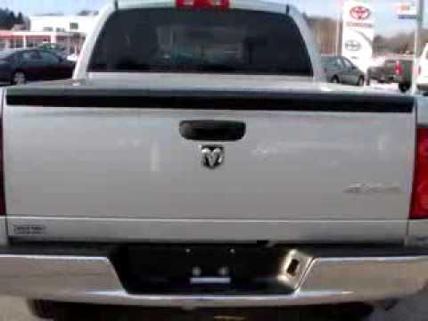 Port City Dodge >> Sold 2008 Dodge Ram 1500 Sxt Port City Chrysler Dodge