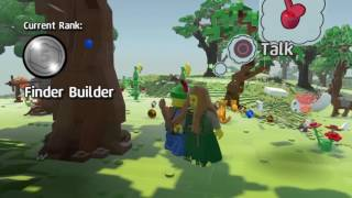 LEGO WORLDS part 9:Messing with the lava bow