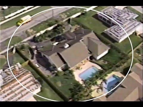 *NEW* HURRICANE ANDREW 1992-  Damage to My Home & Neighborhood