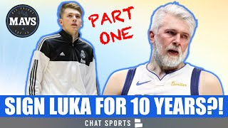 Why I Would Sign Luka Doncic To A 10-Year Contract | Stats & Accomplishments In His First Two Years