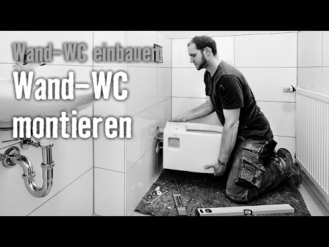 version 2013 wand wc einbauen kapitel 2 wand wc montieren hornbach meisterschmiede youtube. Black Bedroom Furniture Sets. Home Design Ideas