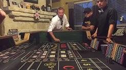 Black Tie Casino Party Rental-- San Antonio