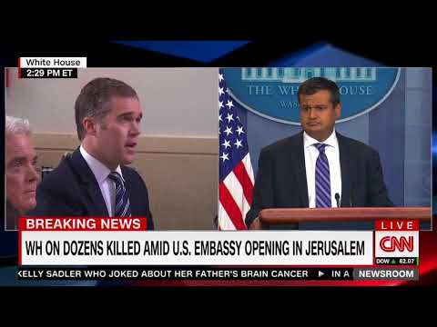 NBC reporter on Gaza violence: White House OK with Israel killing at will?