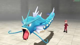 ALL Master Trainer Battles FINALE 121+ (Starmie-Melmetal) Pokemon Let's Go Pikachu Eevee