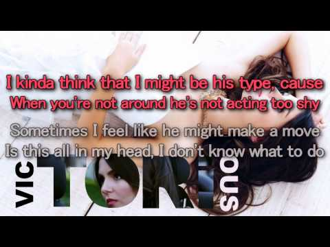 Victoria Justice - Best Friend's Brother Instrumental + Free mp3 download!