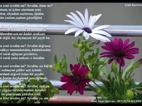Ben Seni Sevdim Mi Sevdim şiir ümit Yaşar Oğuzcan Yorum Mehmet